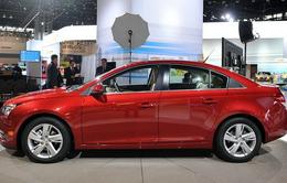 Chevrolet Cruze có thêm bản trang bị động cơ diesel