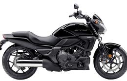 Honda CTX700 2014 - Môtô cho người thấp bé