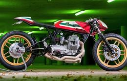 Moto Guzzi V50 Rno – Trái tim sư tử trong hình hài nai tơ