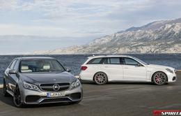 Mercedes-Benz E63 AMG sẽ có phiên bản mạnh hơn