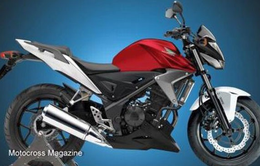 Honda CBR250R sắp có phiên bản naked bike
