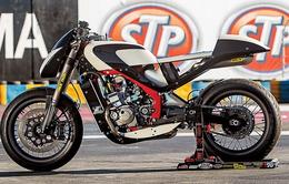 Honda CRF250R Café Racer: Phủi bụi lạ lẫm