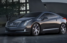 Cadillac khoe cabin ELR