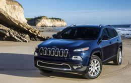 Jeep Cherokee 2014 - Xe SUV mới của người Mỹ
