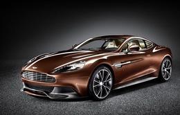 """Aston Martin Vanquish giật giải """"Siêu xe đẹp nhất Paris"""""""