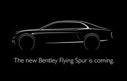 Hé lộ hình ảnh Bentley Continental Flying Spur