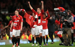 """Điểm lại 20 lần lên ngôi của """"ông vua bóng đá Anh"""" - Man Utd"""