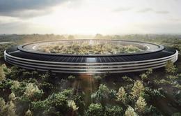 """Công bố chi tiết thiết kế """"phi thuyền không gian"""" của Apple"""