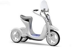 Yamaha EC-Miu Electric – Xe điện đẹp như cổ tích