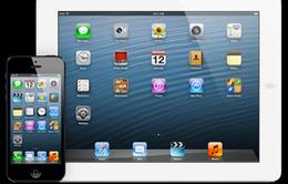 iOS 7 sẽ ra mắt đúng hẹn vào tháng sau?