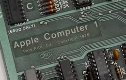 Máy tính Apple 1 phá kỷ lục đấu giá