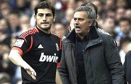 "Jose Mourinho tiết lộ về chuyện ""đì"" Iker Casillas"