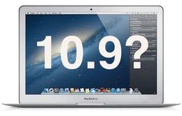 Apple OS X 10.9 sẽ đến tay các nhà phát triển vào ngày 10/6?