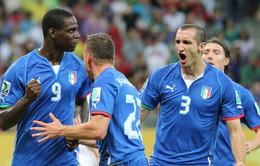 """HLV Prandelli: """"Italy ăn may"""""""