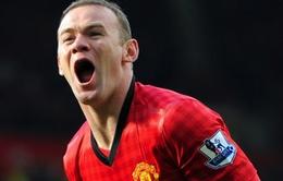 Chuyển nhượng 13/7: Rooney không phải để bán!
