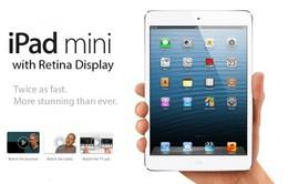 iPad Mini Retina sẽ chưa ra mắt trong năm nay?