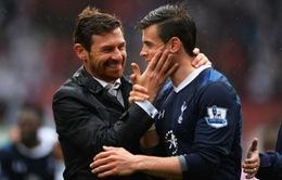 """Sắp mất Bale, Villas-Boas tính chuyện """"trả thù"""" Real"""
