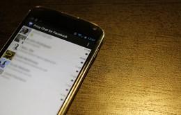 """Ứng dụng Android: Giúp """"tàng hình"""" trên Facebook"""
