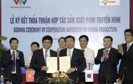 VTV chung tay sản xuất phim truyền hình với đối tác Hàn Quốc