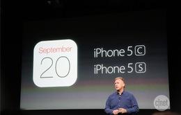 Dư âm lễ ra mắt sản phẩm Apple: Tiếc nuối iPhone 5