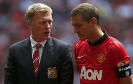 """Chuyện Man Utd: Vidic """"chê"""" David Moyes...hiền"""