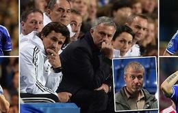 "Chelsea dậy sóng: Mourinho ""trách khéo"" Abramovich?"