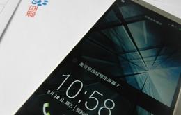Rò rỉ hình ảnh phiên bản nâng cấp của HTC One