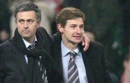 """Villas-Boas: Coi Mourinho như """"người dưng"""""""