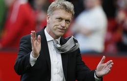 Old Trafford rung chuyển, D. Moyes vẫn... lạc quan