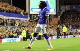 """""""Lính đánh thuê"""" toả sáng, Everton lo bị đòi người"""