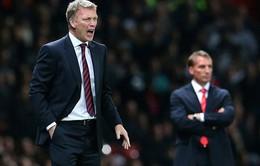 David Moyes: Tôi là người thích hợp cho Man Utd