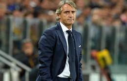 """Mancini chua ngoa: """"Juve bỗng nhiên được hưởng quả penalty vu vơ"""""""