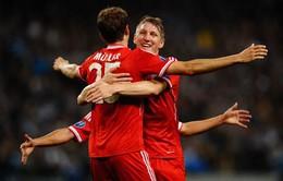 Huyền thoại Bayern lên tiếng ca ngợi hậu bối