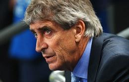 HLV Manuel Pellegreni: Man City đã không còn là chính mình