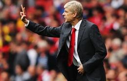 """Arsenal bay cao, HLV Arsene Wenger sắp được """"thưởng hậu"""""""