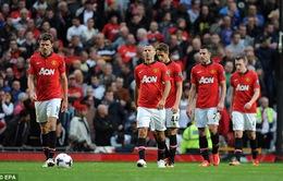 """Xôn xao về """"ác mộng khủng khiếp"""" của Man Utd thế kỷ trước"""