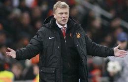 """Huyền thoại Man Utd chê David Moyes chưa """"đủ tầm"""""""