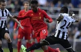 Chơi hơn người, Liverpool vẫn hoà thất vọng tại St James Park