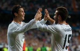 """C.Ronaldo sắp vượt mặt """"đàn anh"""" Ruud van Nistelrooy"""