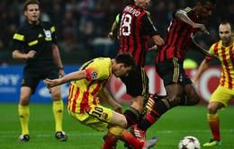 Barca hoà thất vọng, Mascherano tự nhận trách nhiệm