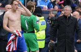 Tự truyện Sir Alex: Ám ảnh thất bại trước Man City