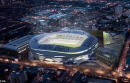 """Hé lệ kế hoạch xây mới SVĐ cực """"khủng"""" của Tottenham"""