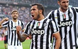 "Thắng dễ Genoa, ""Lão bà"" Juve trở lại cuộc đua Scudetto"