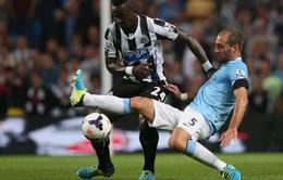 """2h45 ngày 31/10: Newcastle - Man City: """"Cựu vương"""" trút giận?"""