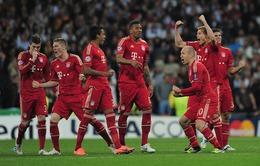 Dàn sao Bayern áp đảo danh sách bầu chọn Quả bóng vàng 2013