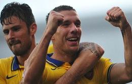 Arsenal đón tin vui về mặt nhân sự