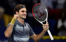 Roger Federer và Paris Master: Khi sự tự tin đang dần trở lại