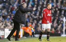 """Rooney lại được thầy mới """"tâng lên mây xanh"""""""
