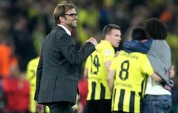 Jurgen Klopp: Chơi bóng ở sân Dortmund giống như được sinh ra lần nữa
