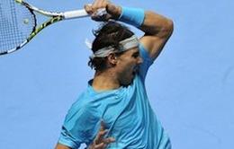 """Hạ Wawrinka, Nadal bảo vệ thành công """"ngôi vương"""" trong năm 2013"""